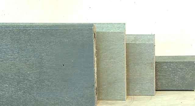 Erhöhter Schutz für Wand und Fußleistenbereich