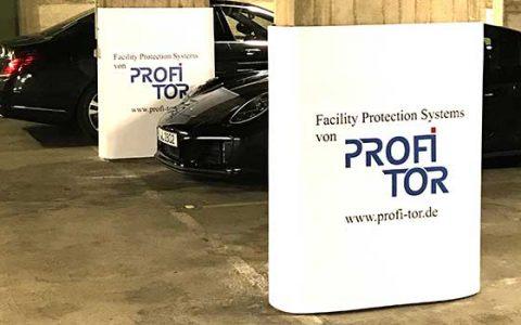 Profi Tor GmbH | Rammschutz, Anprallschutz, Anfahrschutz